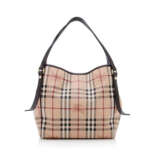 cfe1a202d482 Burberry-Haymarket-Check-Small-Canterbury-Tote 74450 front large 0.jpg