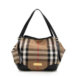 Burberry House Check Canterbury Medium Tote