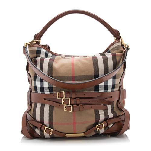 7ab5fc01c1da Burberry-House-Check-Large-Bridle-Hobo 93177 front large 0.jpg