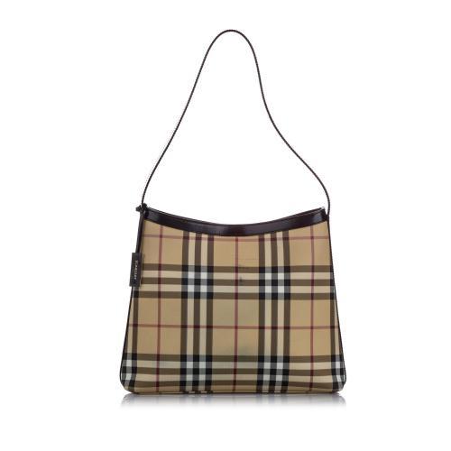 Burberry House Check Shoulder Bag