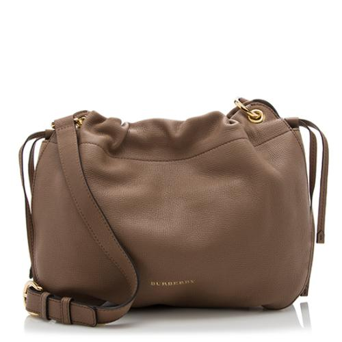 Burberry Leather Bingley Crossbody Bag