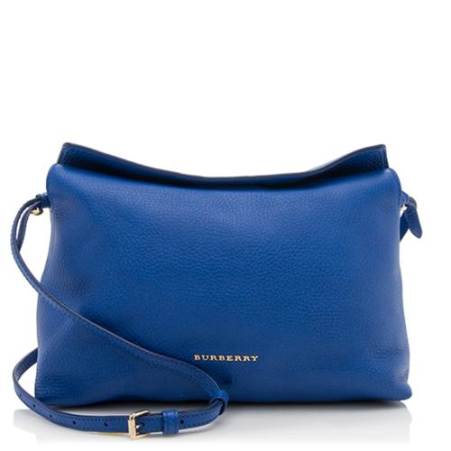 Burberry Leather Leah Small Shoulder Bag