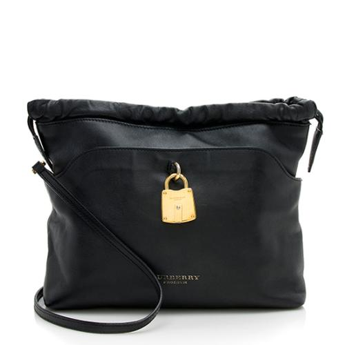 Burberry Leather Prorsum Little Crush Crossbody Bag