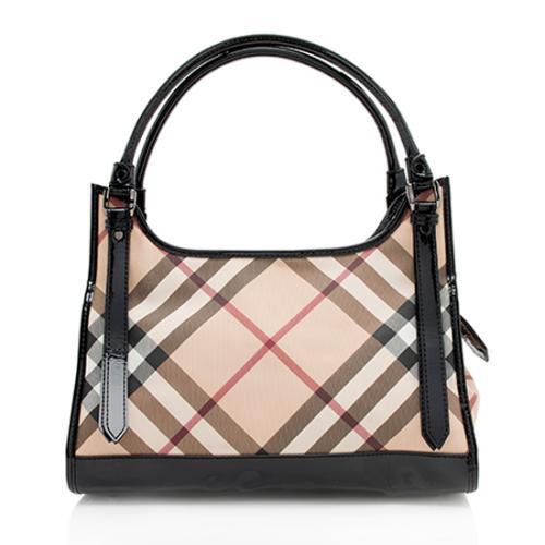 Burberry Nova Check Ashmore Shoulder Bag