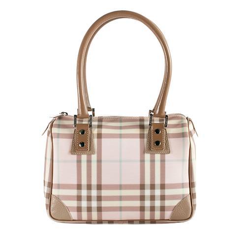 08e5d3eba5f5 Burberry-Nova-Check -Candy-Small-Boston-Satchel-Handbag 55874 front large 1.jpg