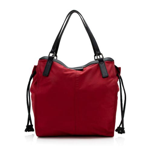 Burberry Nylon Buckleigh Tote