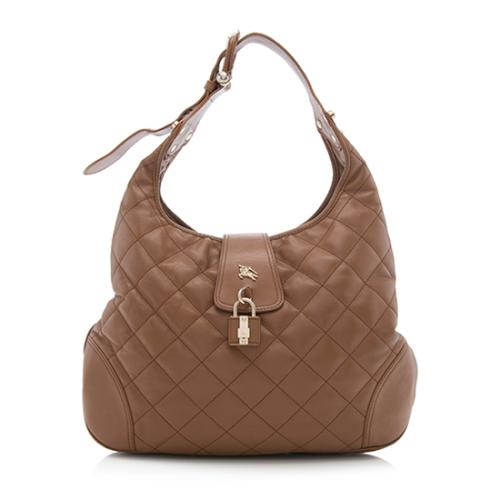 7146fcd0f76f Burberry-Quilted-Leather-Brooke-Hobo-FINAL-SALE 84411 front large 0.jpg