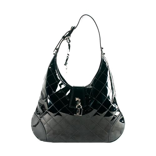 Prices Discount The Cheapest Burberry Patent Leather Handbag r2TPYmM