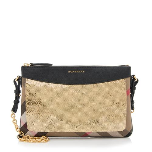 1647a7fde209 Burberry-Sequin-House-Check-Peyton-Crossbody-Bag 88996 front large 0.jpg