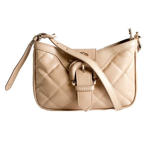 Burberry Small Quilted Handbag
