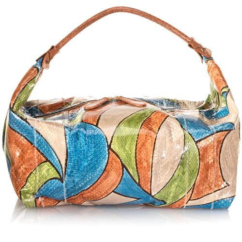 Carlos Falchi Large Kite Handbag