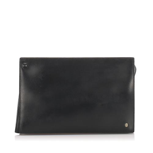 Cartier Leather Clutch