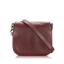 Cartier Leather Must de Cartier Crossbody Bag