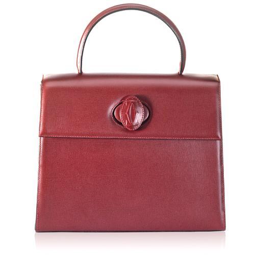 Cartier Must de Cartier Satchel Handbag