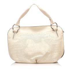 Celine Bittersweet Leather Handbag