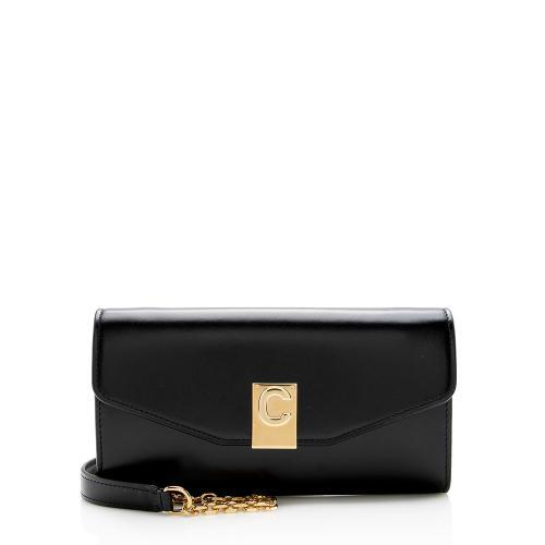 Celine Calfskin C Wallet on Chain Bag