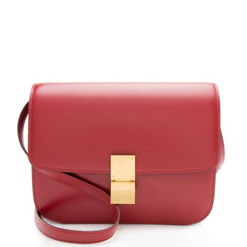 Celine Calfskin Classic Medium Box Bag faa33c2f24589
