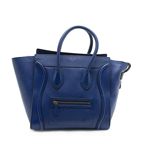 Celine Calfskin Mini Luggage Tote