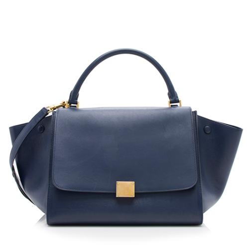 Celine Calfskin Small Trapeze Bag