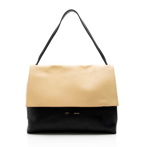 Celine Leather All Soft Shoulder Bag