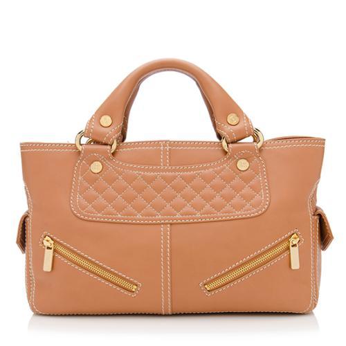 889113d6c8c1 Celine-Leather-Biker-Boogie-Bag 77374 front large 1.jpg