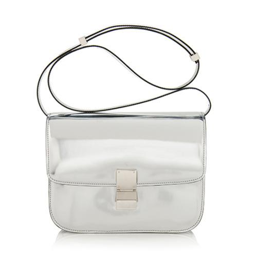 9b5596b3a616 Celine-Limited-Edition-Mirror-Box-Medium -Shoulder-Bag 68267 front large 1.jpg