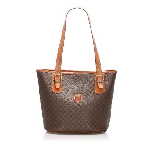 Celine Macadam Tote Bag