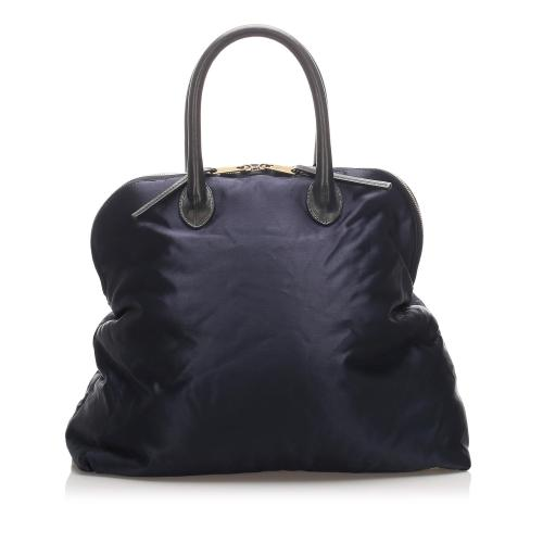 Celine Nylon Handbag