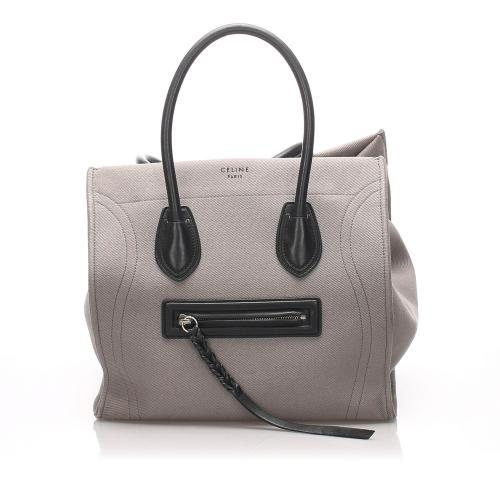 Celine Canvas Phantom Tote