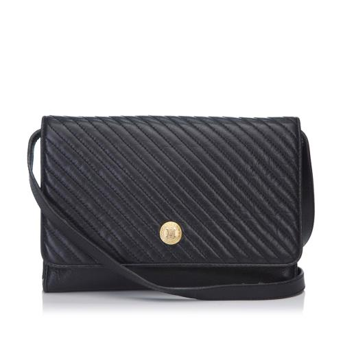 Celine Quilted Crossbody Bag