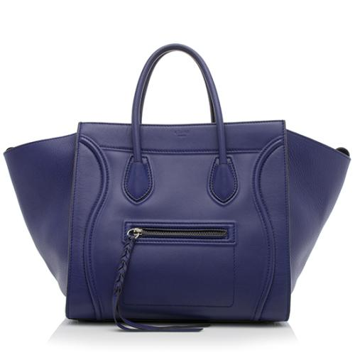 Celine Calfskin Phantom Luggage Tote