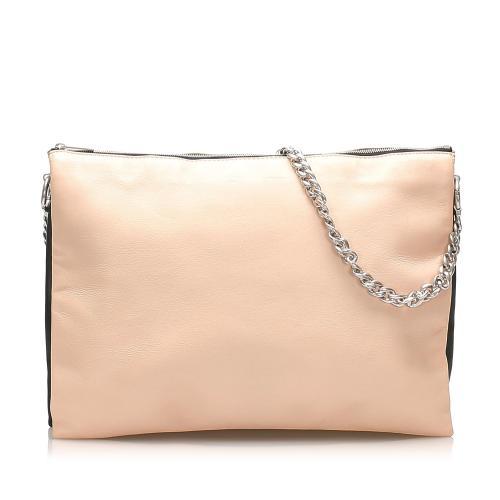 Celine Trio Soft Leather Shoulder Bag