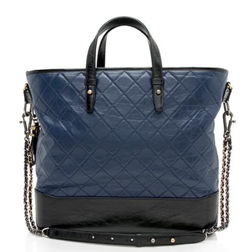 Chanel Aged Calfskin Gabrielle Large Shopping Tote