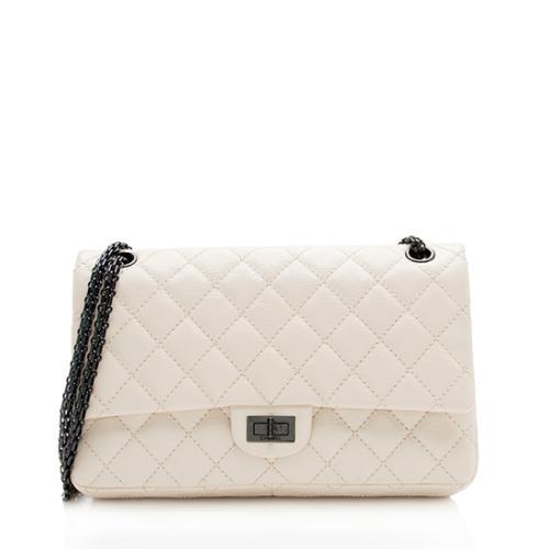 Chanel Aged Calfskin Reissue 225 Flap Bag