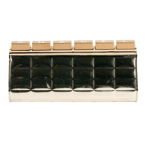 Chanel Box Bag Clutch