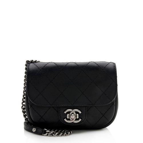 Chanel Calfskin Small Messenger Bag