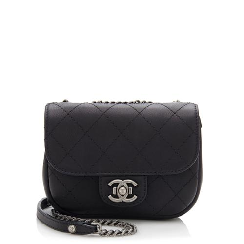 ae2e8a5239df Chanel Calfskin Small Messenger Bag