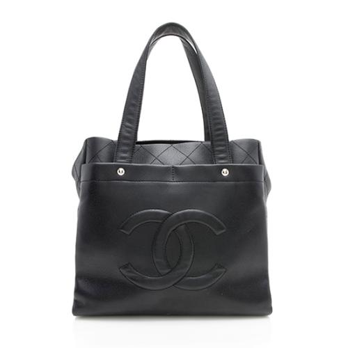Chanel Calfskin Ultimate Executive Tote