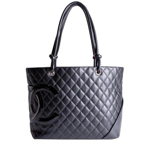 Chanel Cambon Large Shopping Tote