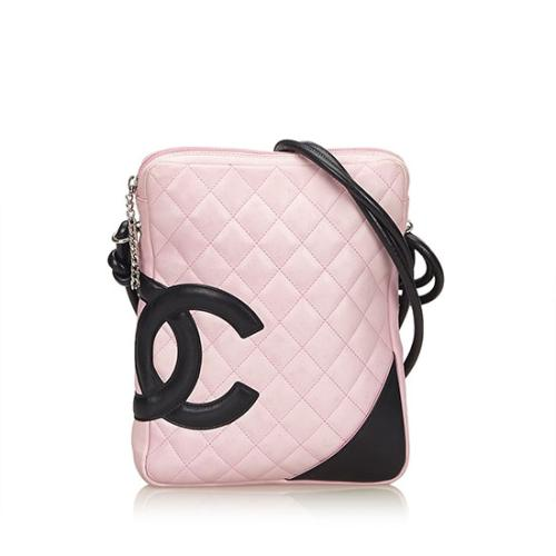 Chanel Cambon Ligne Crossbody Bag