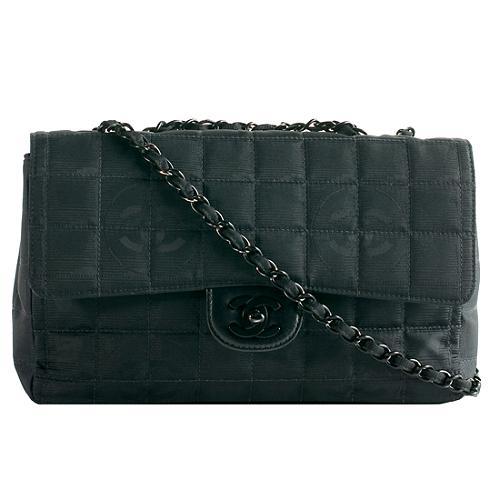 6e2129936fc9 Chanel-Canvas-CC-Logo-Travel-Line-Medium-Flap -Shoulder-Handbag_44671_front_large_1.jpg
