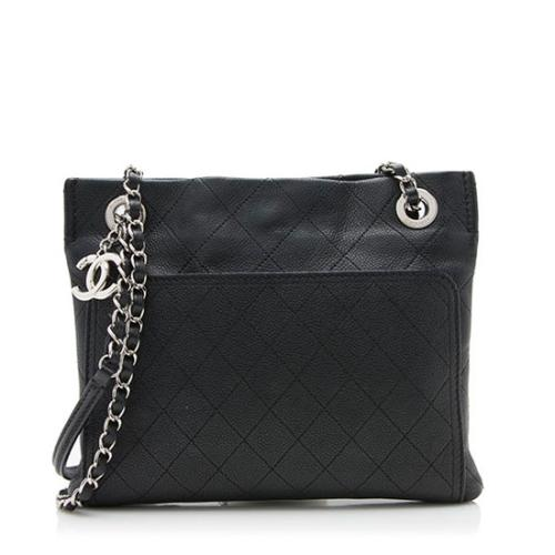 Chanel Caviar Leather CC Pocket Crossbody