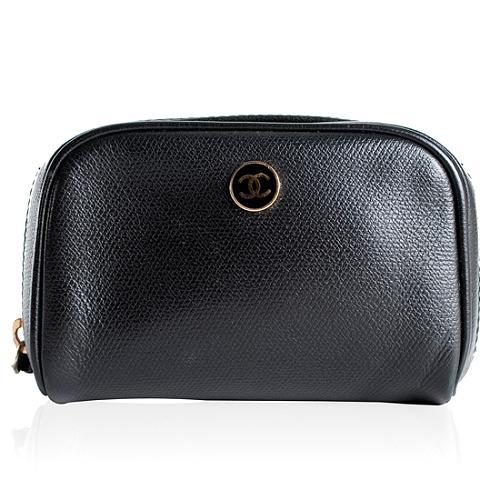 Chanel Caviar Leather Camera Case - FINAL SALE