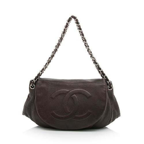 28037c9f52e6 Chanel-Caviar-Leather-Half-Moon-Shoulder-Bag 85555 front large 0.jpg