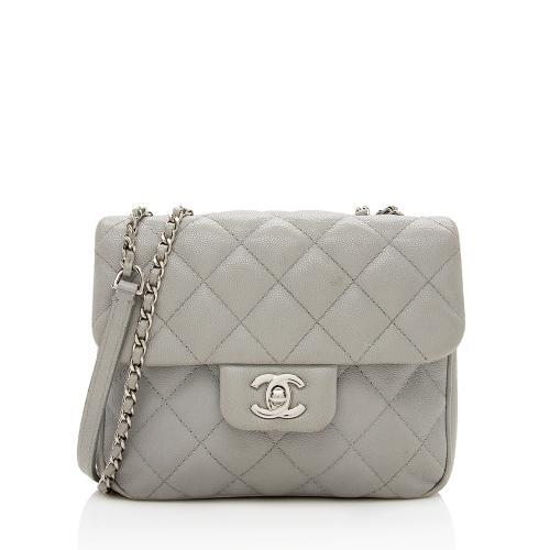 Chanel Caviar Leather Urban Companion Small Flap Bag