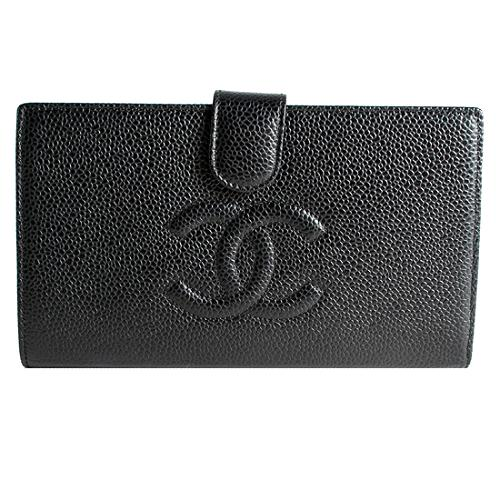 Chanel Classic Caviar Wallet