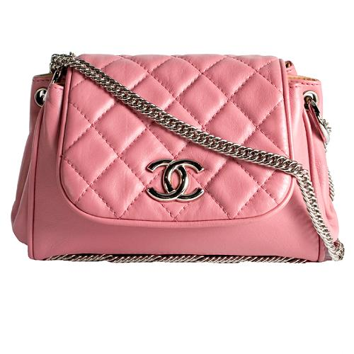 Chanel Classic Flap Shoulder Handbag