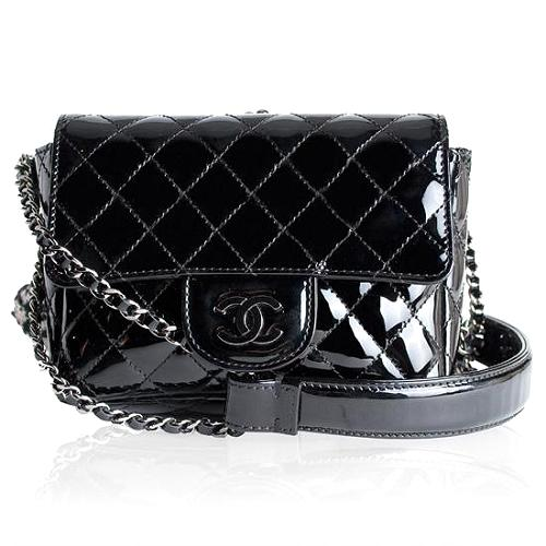 Chanel Double Chic Shoulder Handbag