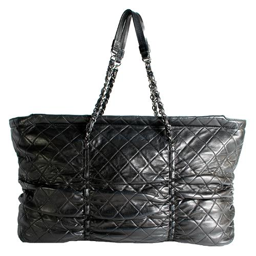 Chanel East/West Sharpei Tote