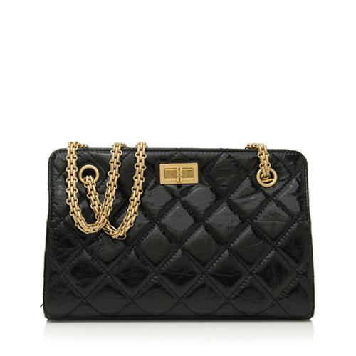 c44f23c8af65 Chanel-Glazed-Calfskin-255-Reissue-Small-Shopping -Tote 80571 front large 1.jpg